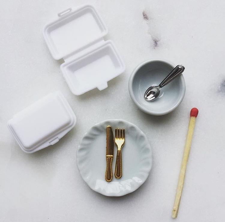 Tiny portions